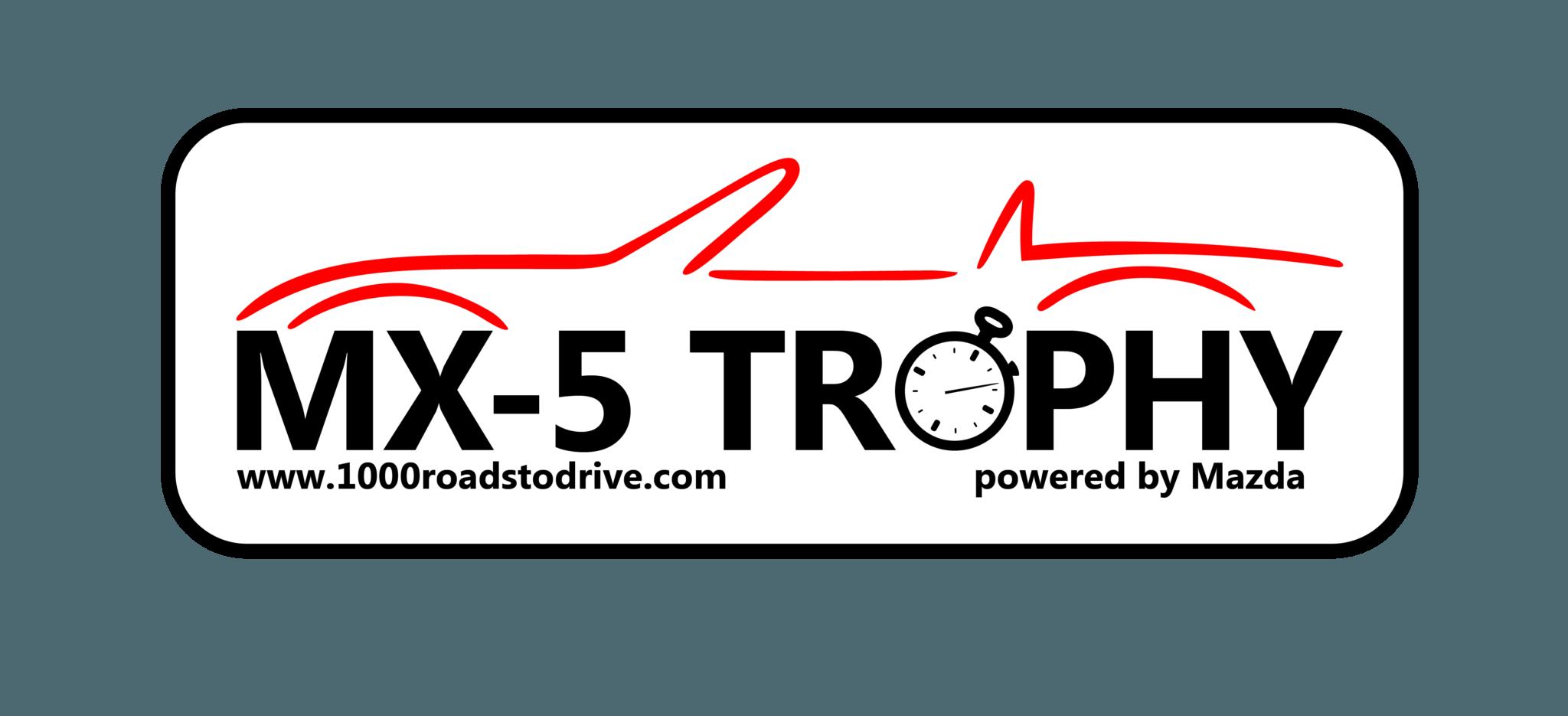 MX-5 Trophy powered by Mazda