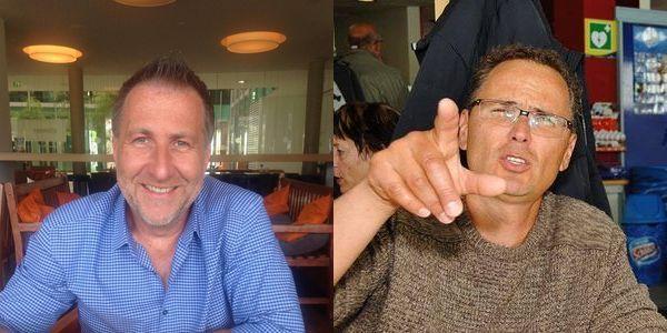 Martin Schneidinger + Werner Lochmann
