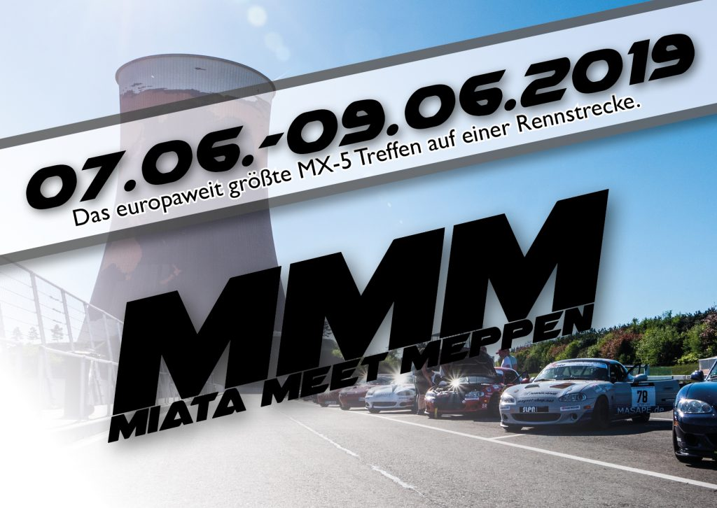 Miata Meet Meppen 2019