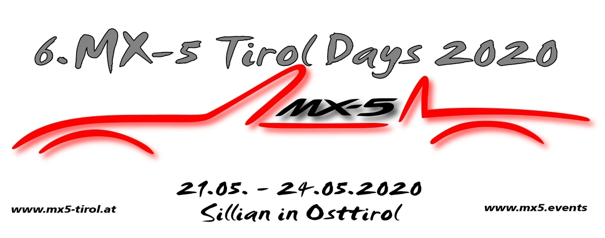 Tirol Days 21.05. - 24.05.2020 Sillian