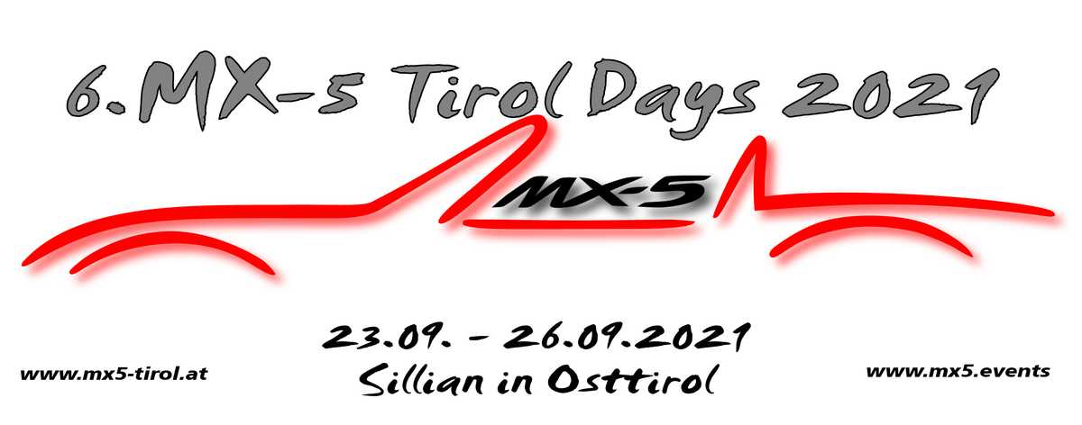MX-5 Tirol Days 2021